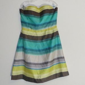 Banana Republic Women's Dress Size 14 Silk Lined